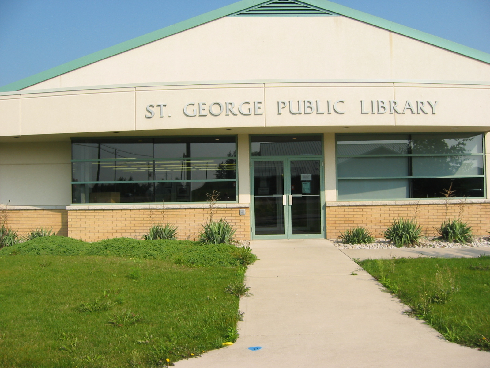 St. George Public Library -St. George, ON