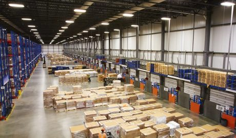 500,000 Sq. Ft. Ferrero Distribution Centre – Brantford, ON