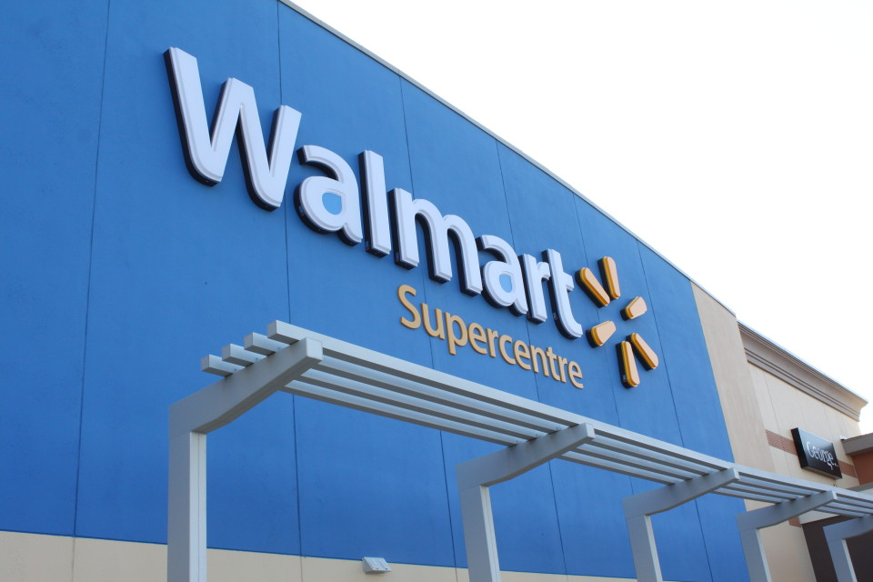 Wal-Mart Supercentre – Brampton, ON