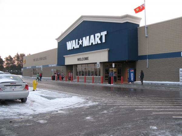 Wal-Mart – Simcoe, ON