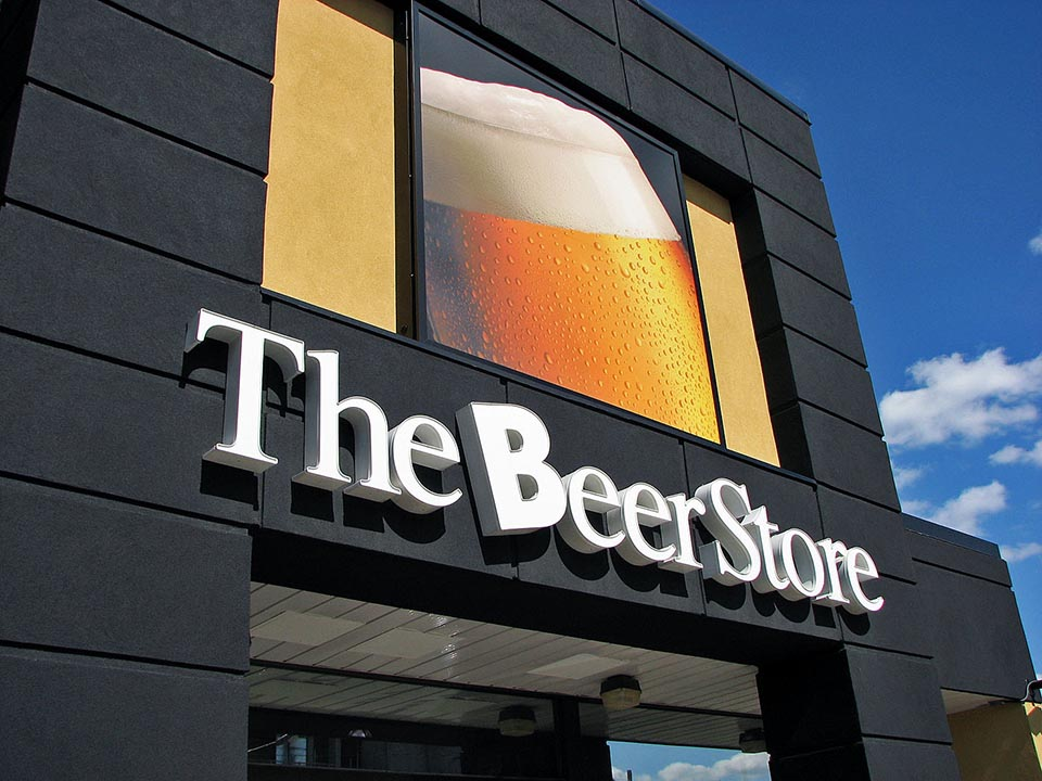 The Beer Store – Hamilton, ON