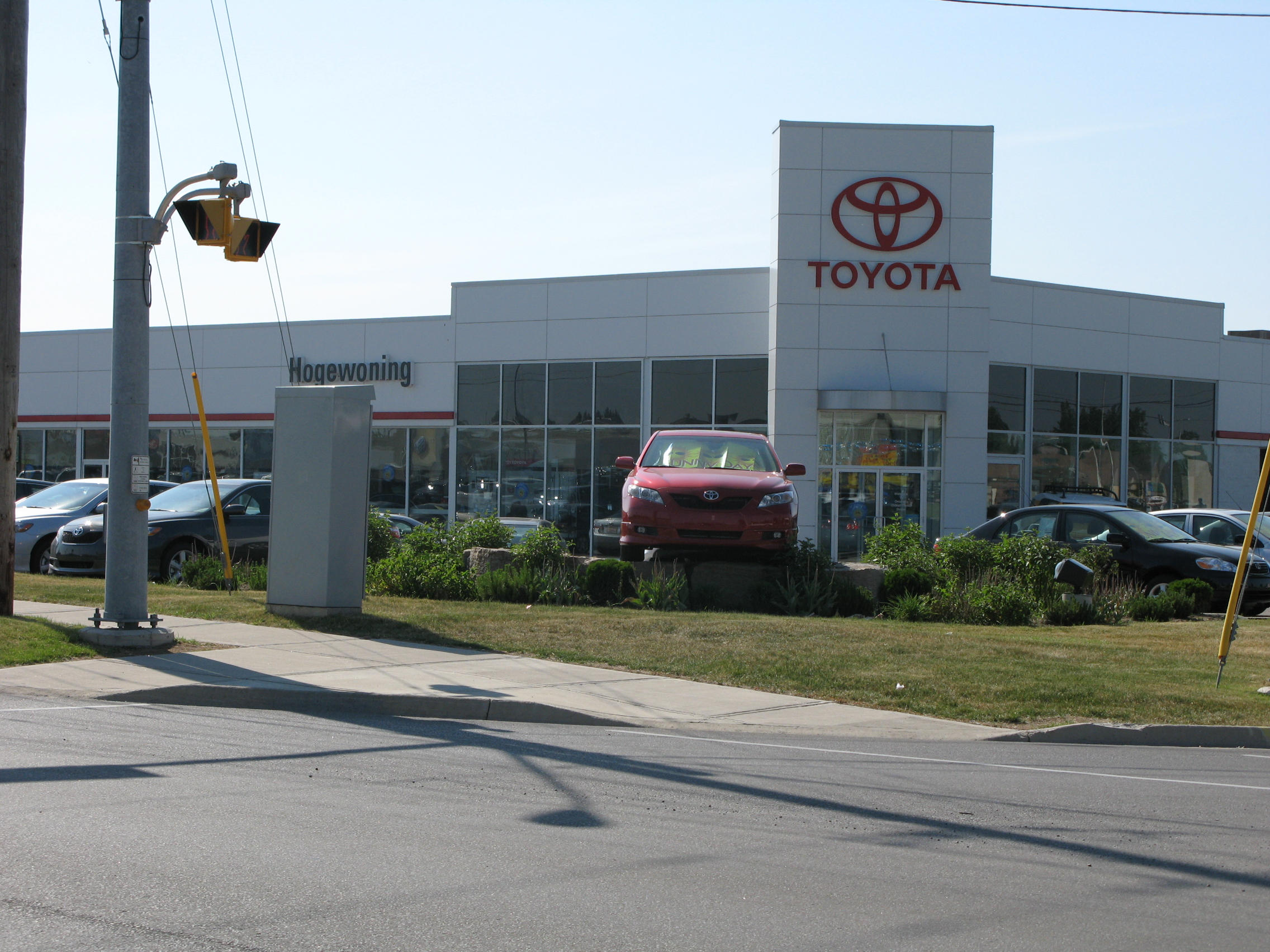Brantford Toyota -Brantford, ON