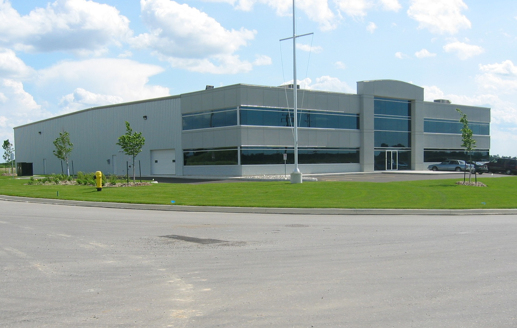 LP International -Brantford, ON