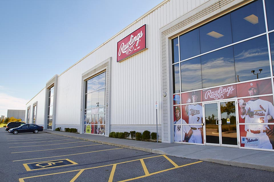 Rawlings Sporting Goods – Brantford, ON