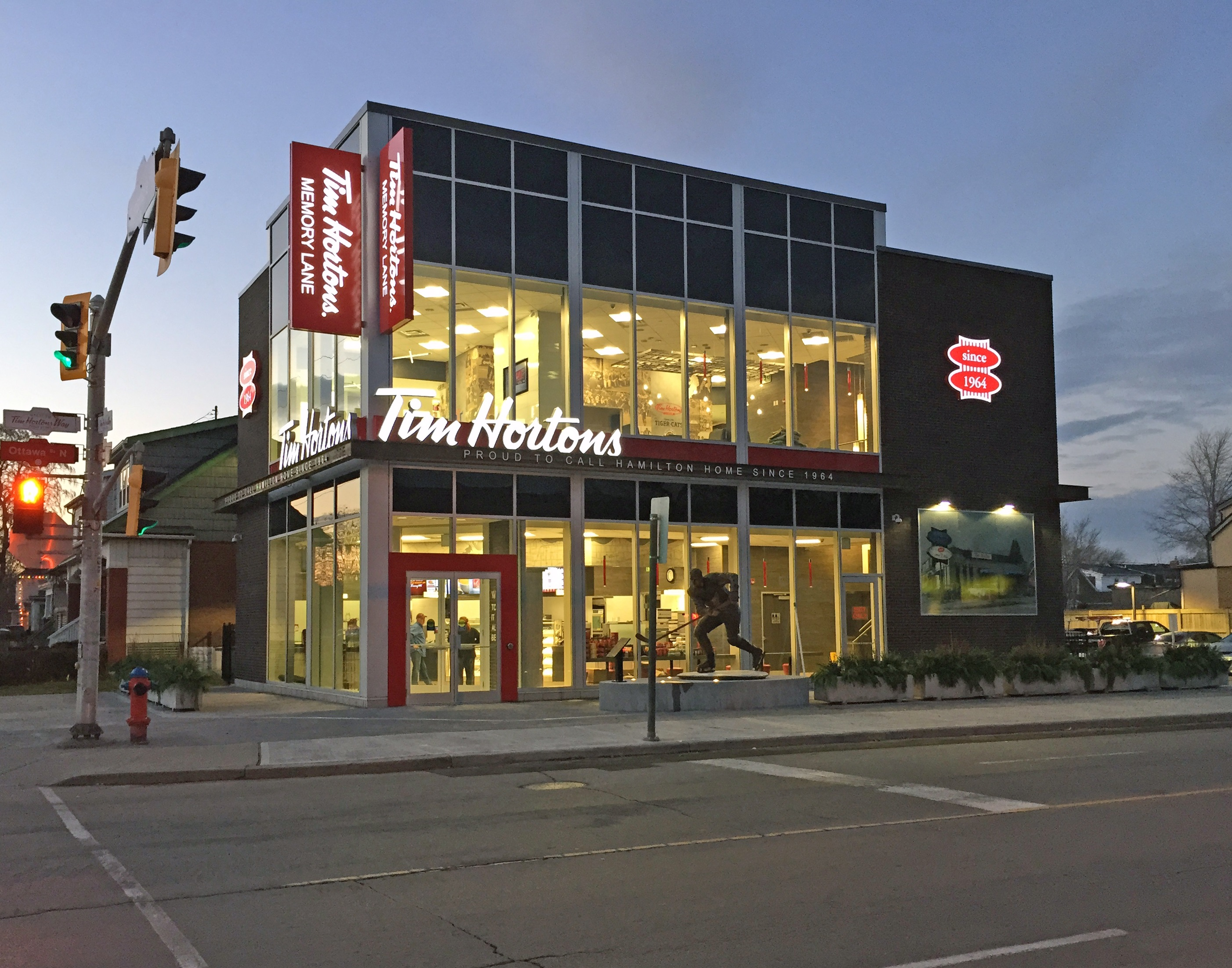 Tim Hortons Store #1 Re-Development – Hamilton, ON