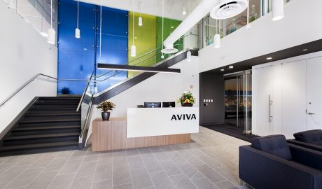 Aviva Canada Inc. Offices – Hamilton, ON