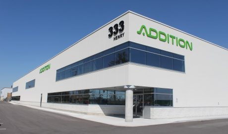 Addition Manufacturing Technologies – Henry Street, Brantford, ON