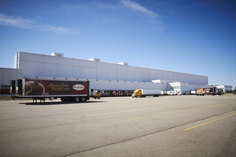 TDL Group Southgate Distribution Centre – Guelph, ON
