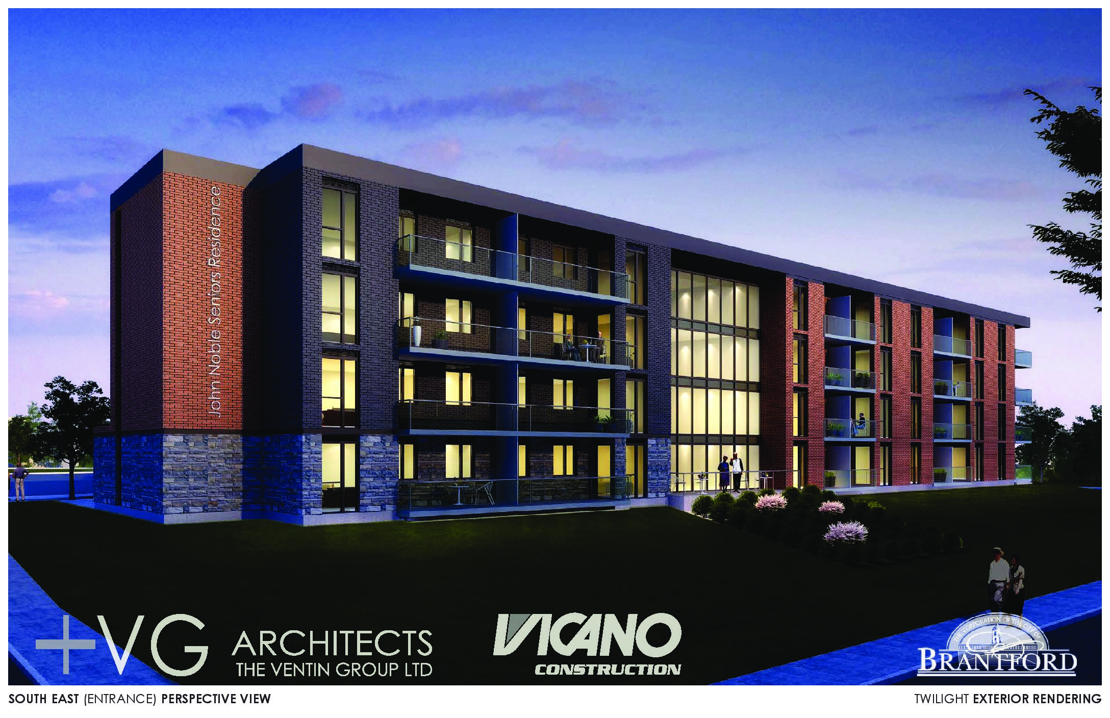 Vicano awarded new seniors affordable housing development for Affordable construction