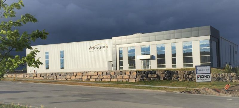 Apogee Ceramics, Brant County Business Park