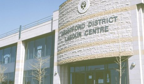 Brantford Labour Centre – Brantford, ON