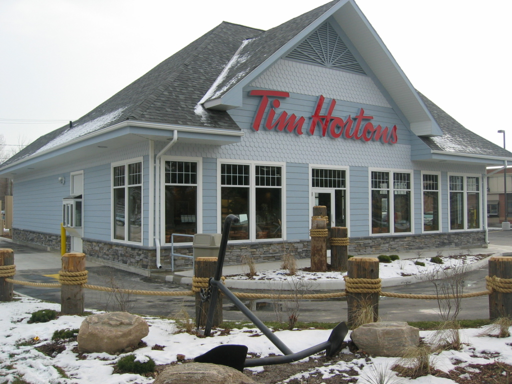 Tim Hortons -Port Dover, ON