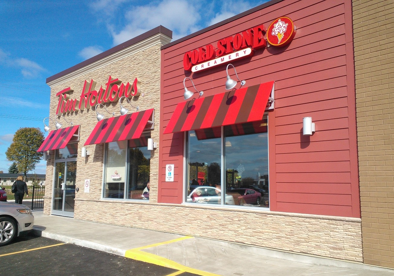Tim Hortons LEED store – Ancaster, ON