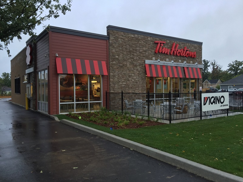 Tim Hortons Restaurant – Cheifswood Rd, Ohsweken, ON