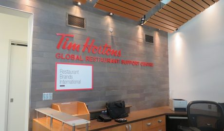 Tim Hortons Global Restaurant Support Centre – Restaurant Brands International – Oakville, ON