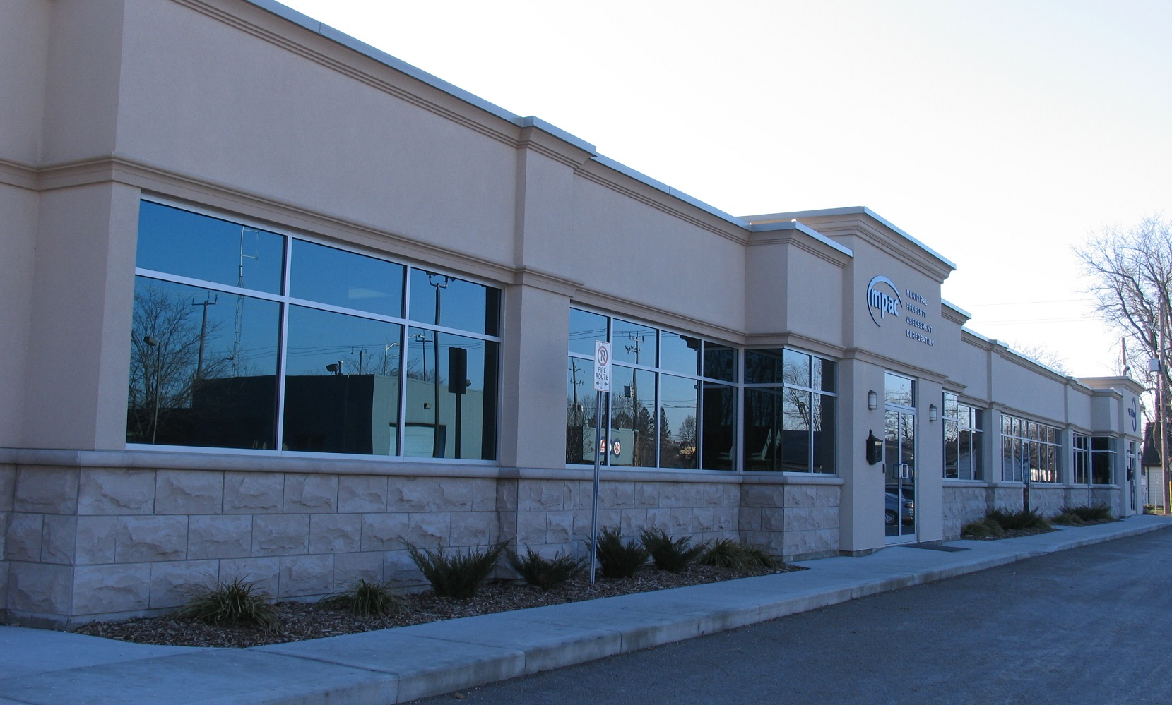 Neziol Group Building -Brantford, ON