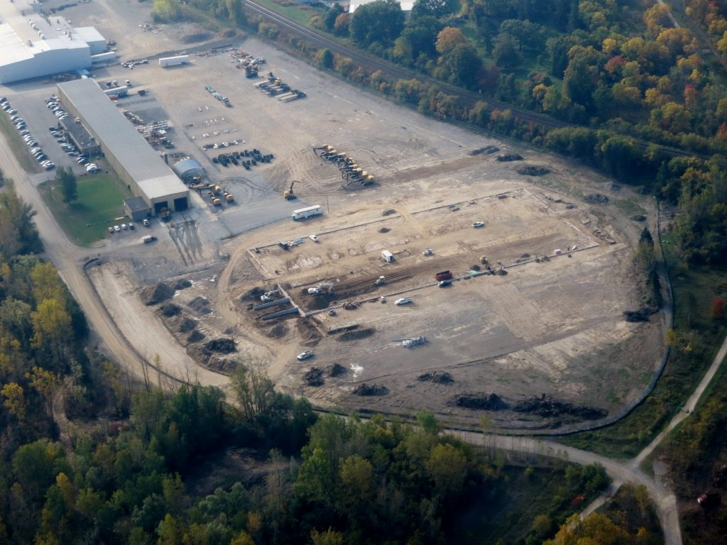 Tigercat Manufacturing Facility – Construction Update