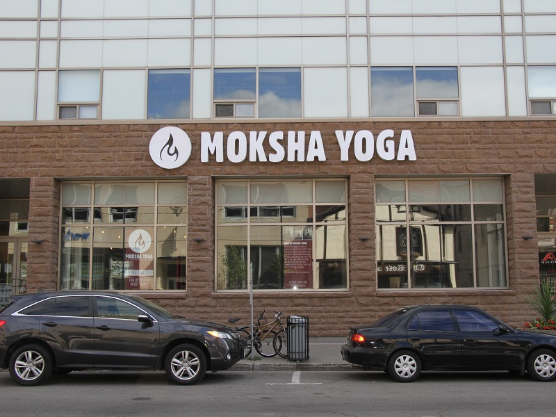 Moksha Yoga, Dalhousie Street, Brantford, ON