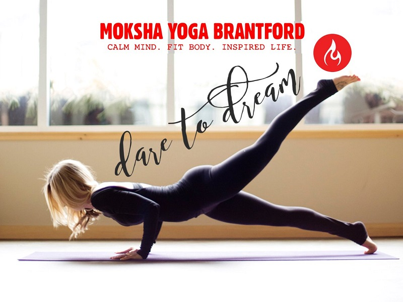 Moksha Yoga Brantford Vicano Construction Limited