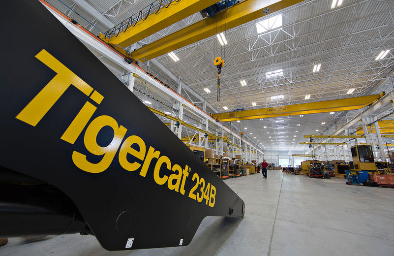 Tigercat Industries – Consolidated Drive, Paris, ON