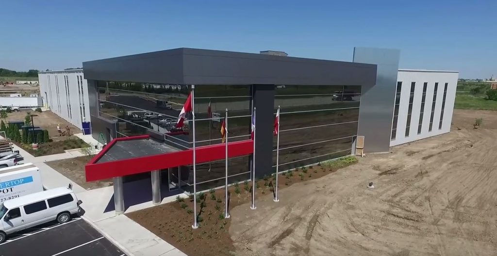 See the latest progress video of Gizeh Packaging NA Inc. – Brantford, ON